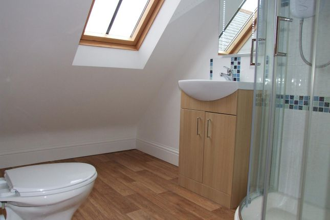 Shower Room of Uffington, Faringdon SN7
