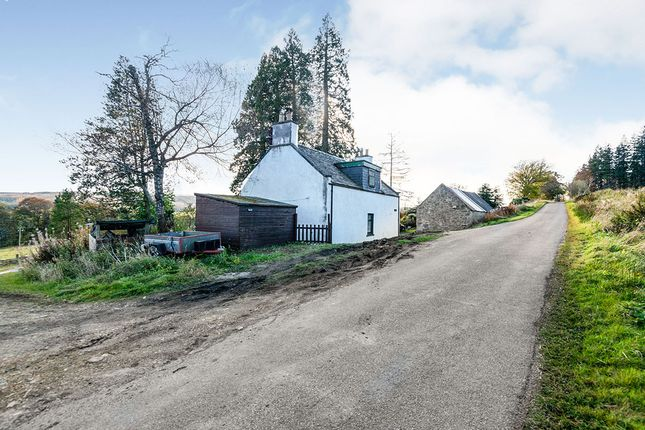 Thumbnail Detached house for sale in Tenanton, Drummuir, Keith, Banffshire