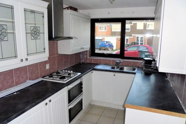Thumbnail Terraced house to rent in Wimborne Drive, Coventry, West Midlands