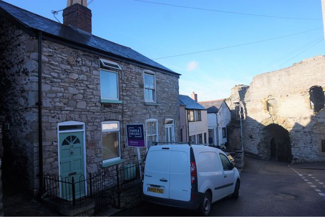 Thumbnail Semi-detached house for sale in Castle Hill, Denbigh
