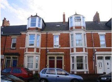 Thumbnail Maisonette to rent in Glenthorn Road, Jesmond, Jesmond