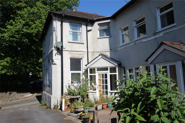 Thumbnail Flat for sale in 2 Burnage Court, Hampsfell Road, Grange-Over-Sands, Cumbria