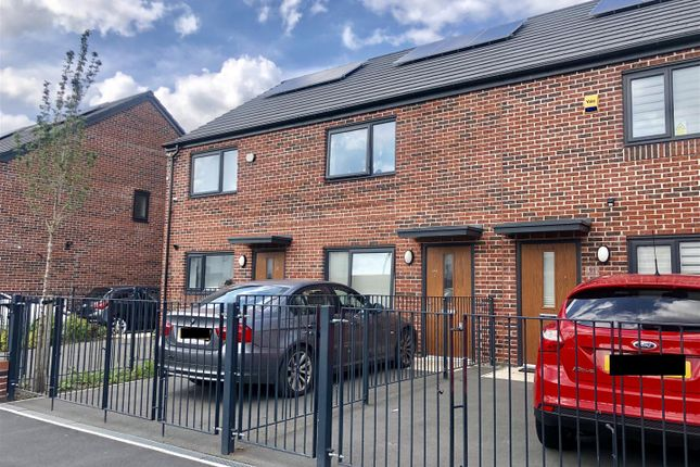 Thumbnail Terraced house for sale in Downing Street Industrial Estate, Charlton Place, Ardwick, Manchester