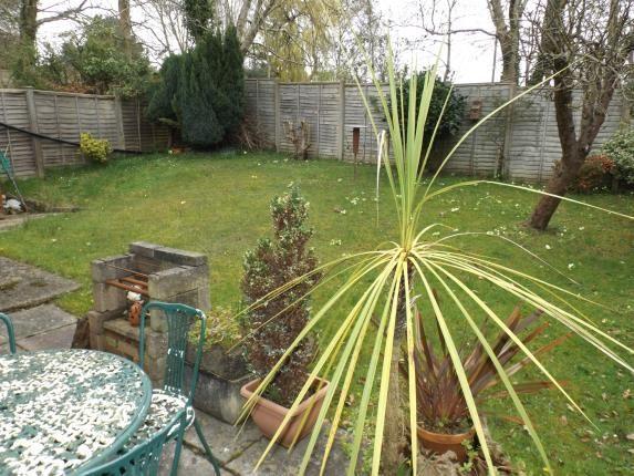 Rear Garden of Dibden Purlieu, Southampton, Hampshire SO45