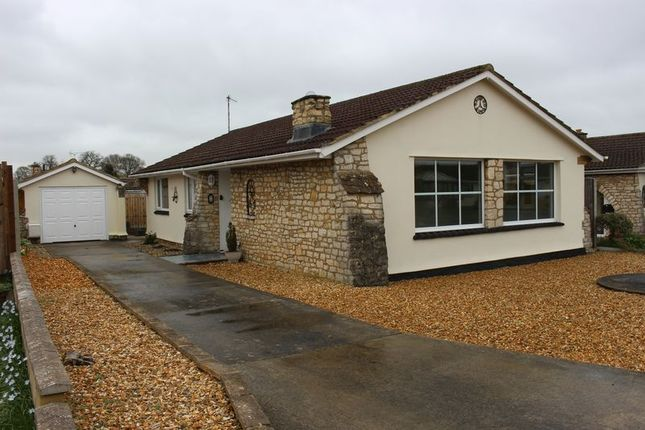 Thumbnail Detached bungalow to rent in Oldbury Way, Calne
