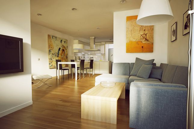 Thumbnail Flat for sale in North Street, Leeds