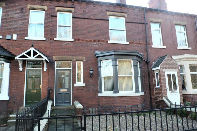 Thumbnail Terraced house to rent in Denby Dale Road, Wakefield