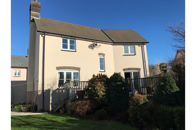 Thumbnail Detached house for sale in Maple Avenue, Camelford