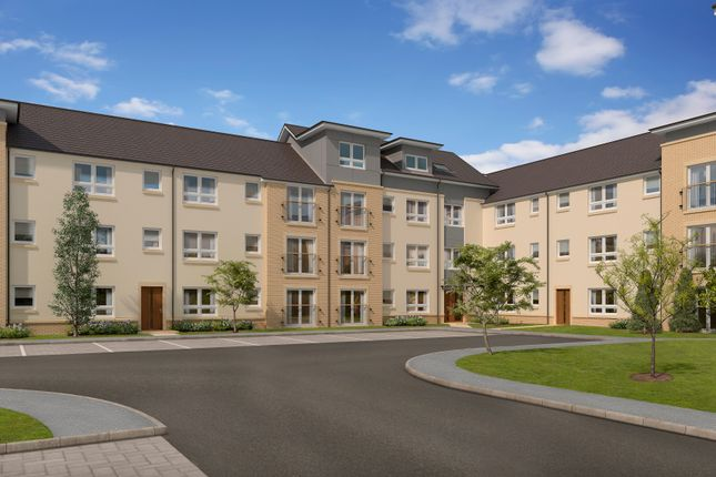 Thumbnail Flat for sale in Baron's Gate, Leven Street, Motherwell, North Lanarkshire