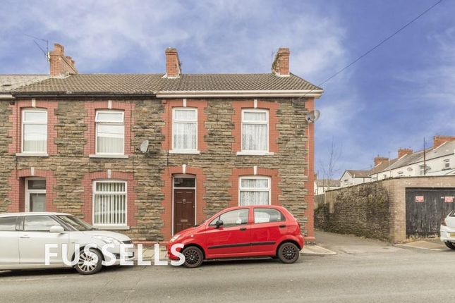3 bed end terrace house for sale in Mary Street, Trethomas, Caerphilly CF83