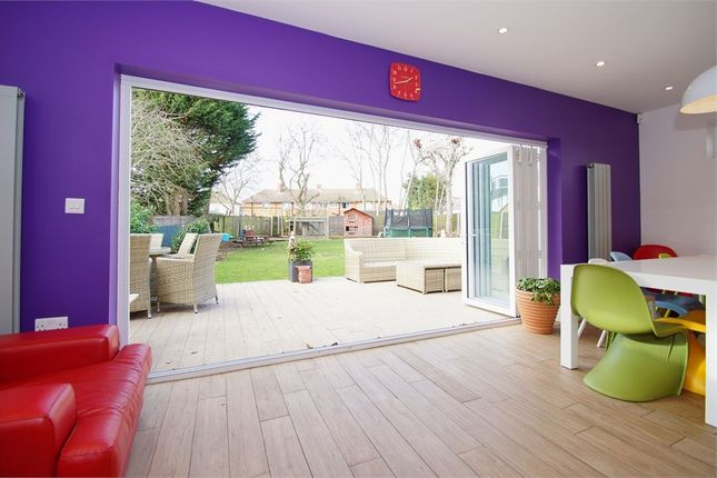 Thumbnail Semi-detached house for sale in Valliers Wood Road, Sidcup, Kent