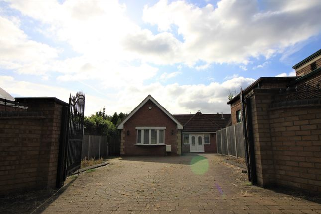 Thumbnail Detached bungalow to rent in Gillhurst Road, Birmingham