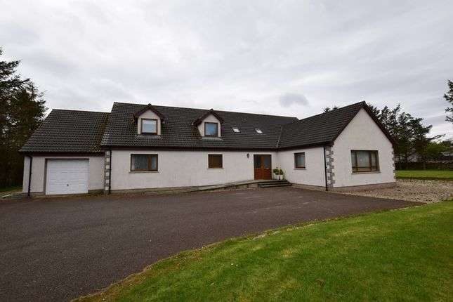 Thumbnail Detached house for sale in Knockglass House, Crescent Street, Halkirk