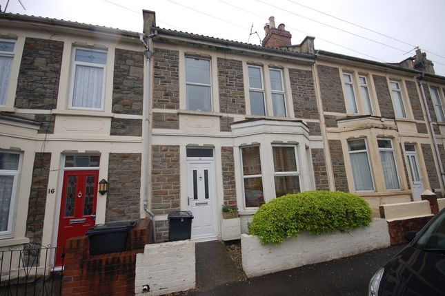 3 bed terraced house for sale in Hill Street, St. George, Bristol