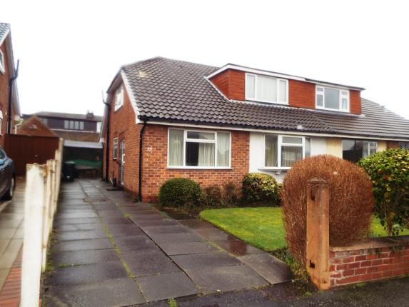 Thumbnail Property for sale in Wimbrick Crescent, Ormskirk, Lancashire, United Kingdom