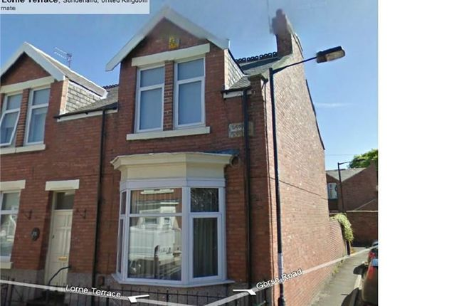 4 bed end terrace house to rent in Lorne Terrace, Ashbrooke, Sunderland, Tyne And Wear