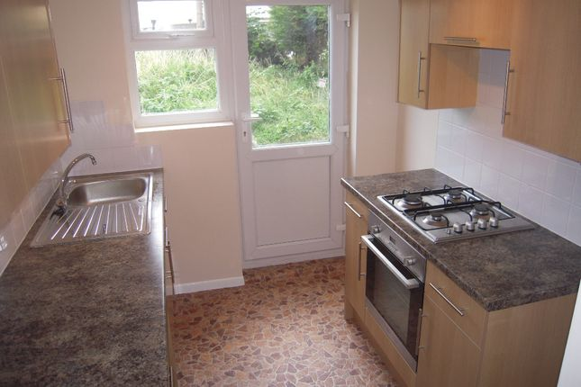 2 bed terraced house to rent in Tedworth Green, Leicester