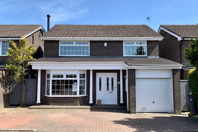 Detached house for sale in Priory Close, Mossley, Congleton, Cheshire