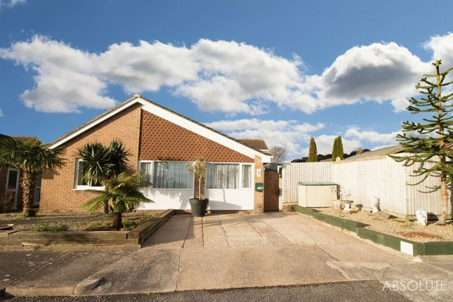 Thumbnail Detached bungalow for sale in Sharpitor Close, Preston, Paignton