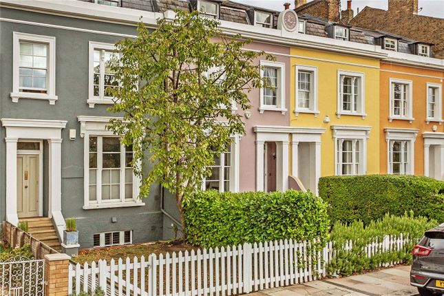 Thumbnail Terraced house for sale in St. Leonards Road, London