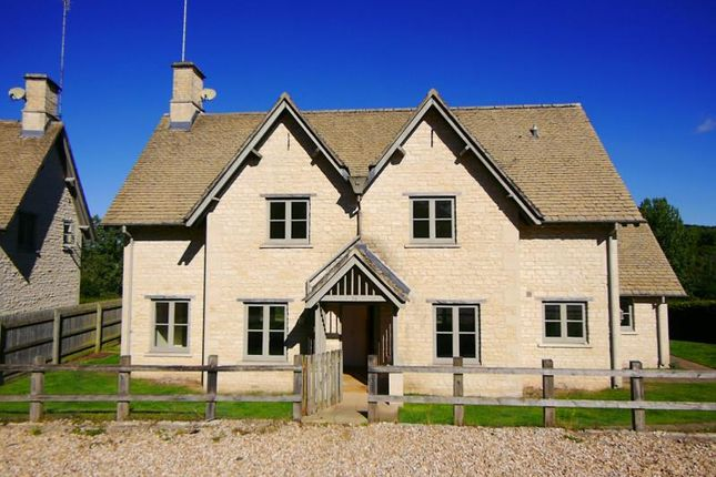 Thumbnail Detached house to rent in Colesbourne, Cheltenham