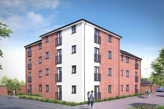 "Thumbnail Flat for sale in ""The Byron"" at Arnold Lane, Gedling, Nottingham"