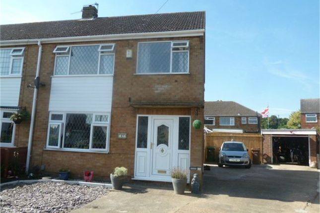 Thumbnail Semi-detached house for sale in Ancaster Avenue, Grimsby, Lincolnshire