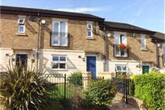 3 bed terraced house for sale in Kirkwood Grove, Medbourne, Milton Keynes, Buckinghamshire