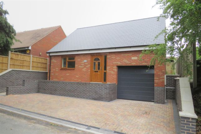 Thumbnail Detached bungalow for sale in Hall Road, Wolvey, Hinckley