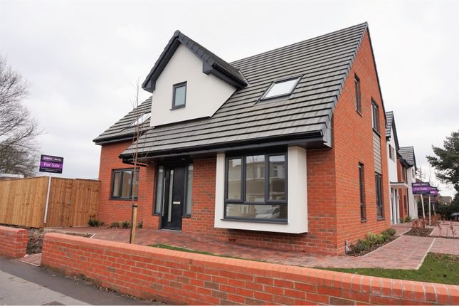 Thumbnail Detached house for sale in Weston Grove, Chester