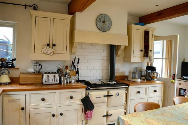 Thumbnail Detached house for sale in The Folly, Blind Lane, Hackney Matlock, Derbyshire