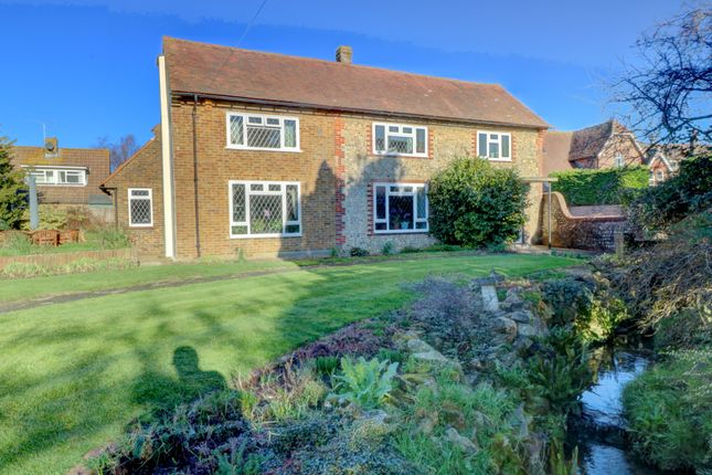 Thumbnail Detached house for sale in Westergate Street, Westergate, Chichester