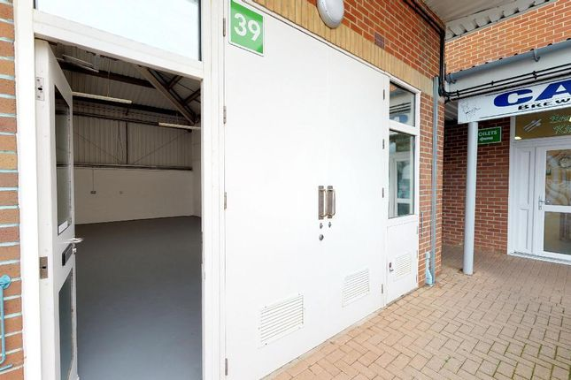 Thumbnail Commercial property to let in Brambles Enterprise Centre, Waterberry Drive, Waterlooville