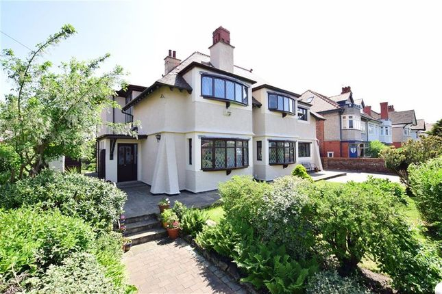 Thumbnail Detached house for sale in Beresford Road, Wallasey, Wirral