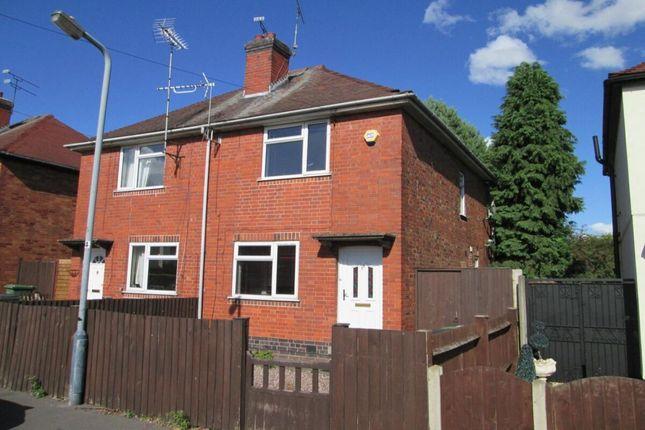 2 bed semi-detached house to rent in Regent Street, Bedworth CV12