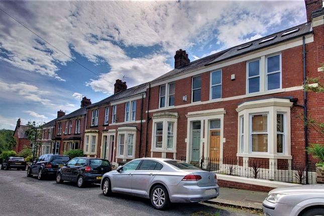 Terraced house for sale in Ripon Gardens, Jesmond Vale, Newcastle Upon Tyne