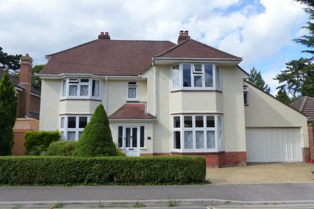 Thumbnail Detached house for sale in Wallis Road, Basingstoke
