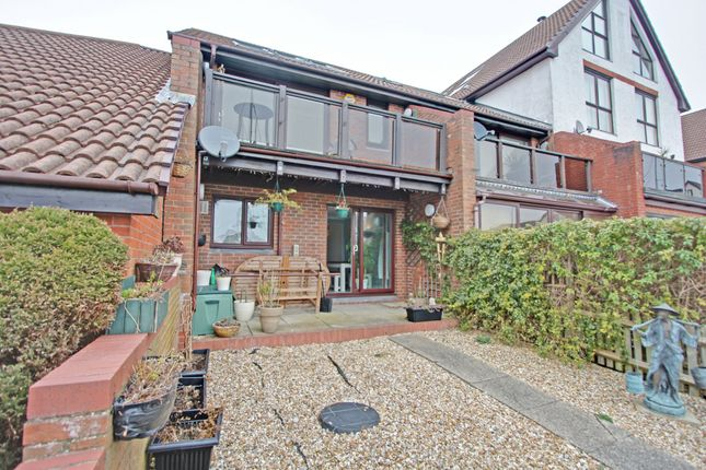 Thumbnail Town house to rent in Newlyn Way, Port Solent, Portsmouth