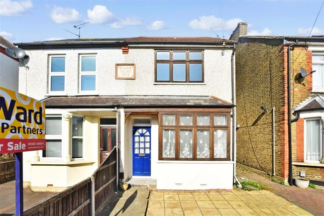 Thumbnail Semi-detached house for sale in Fulwich Road, Dartford, Kent