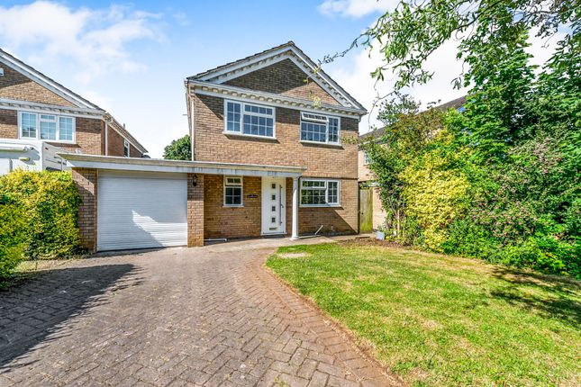 Thumbnail Detached house for sale in Hertford Court, Little Billing, Northampton