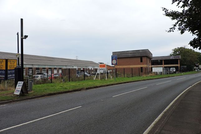 Thumbnail Commercial property for sale in Harris Business Park, Bromsgrove, Worcesteshire