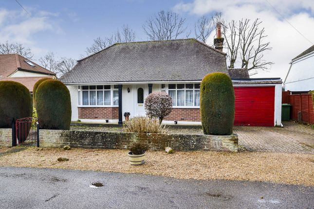 Thumbnail Detached bungalow for sale in The Byeway, Bexhill On Sea