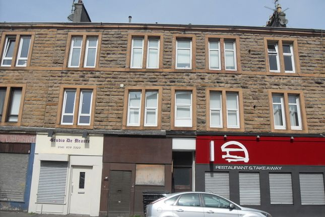 Thumbnail Flat to rent in 1007 Crow Road, Anniesland, Glasgow