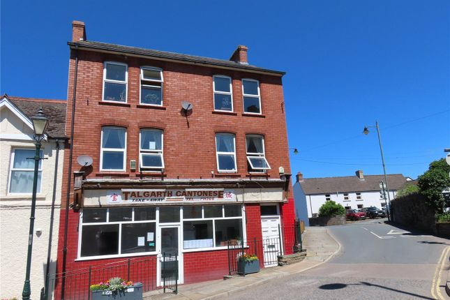 Thumbnail Flat for sale in The Square, Talgarth, Brecon, Powys