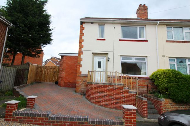 Thumbnail Terraced house to rent in Blossom Grove, Philadelphia, Houghton Le Spring