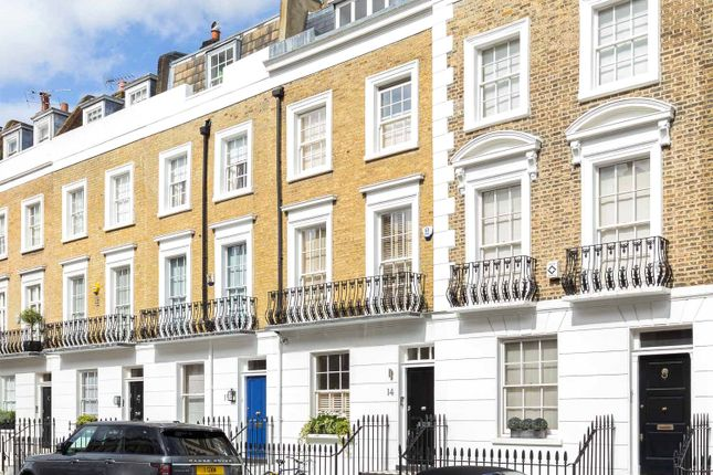 Thumbnail Terraced house for sale in Halsey Street, Chelsea