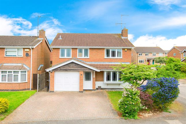 Thumbnail Detached house for sale in Diana Way, Burton Latimer