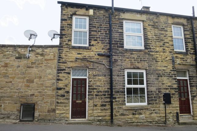 Thumbnail End terrace house to rent in Oaks Road, Batley