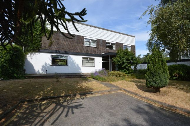 Thumbnail Detached house for sale in Conesford Drive, Norwich, Norfolk