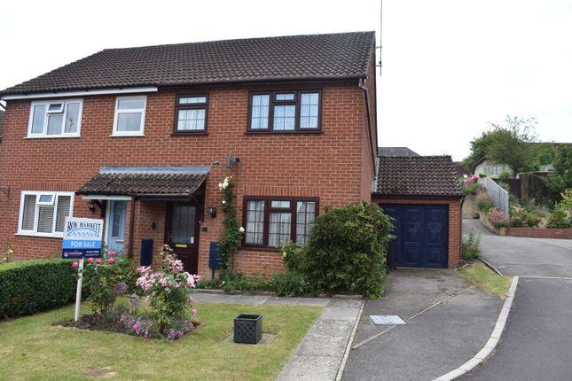 Thumbnail Semi-detached house for sale in Quarry Close, Sturminster Newton